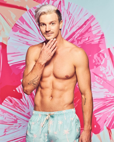Meet Love Island's Christian Longnecker: Who Are His Parents?
