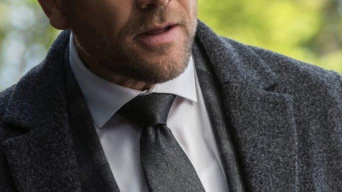 David Cubitt British Actor