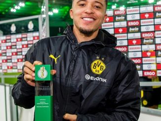Is Jadon Sancho Married? Know His Wife Girlfriend & Relationship Details