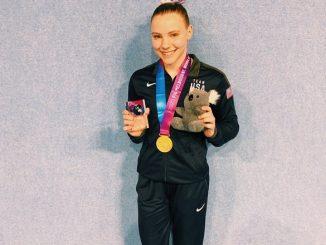 Team USA: Jade Carey Parents Ethnicity And Background Explored
