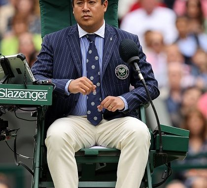 James Keothavong Wikipedia: Everything About Tennis Umpire