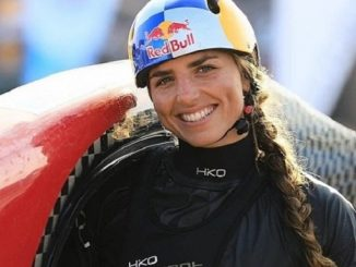 What You Didn't Know About Thriller Loving Canoeist Jessica Fox