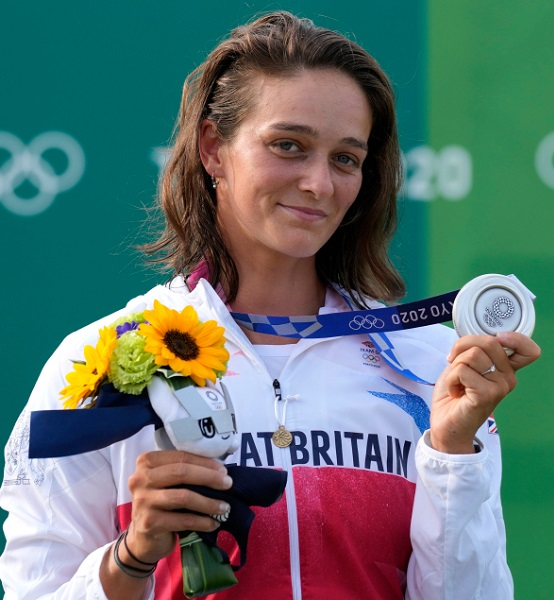 Mallory Franklin Now Has A Silver Medal – Everything About The British Canoeist