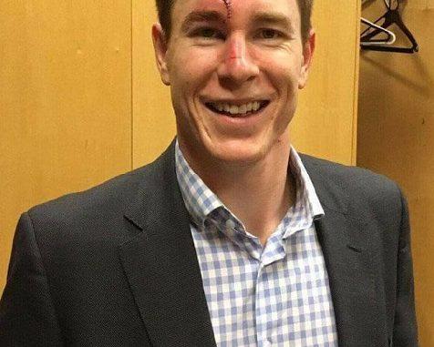 Ice Hockey Forward Matt Calvert Retires – A Look Into His Wife And Family