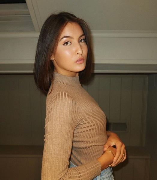 How Old Is Nina Ghaibi? Meet Felix Auger Aliassime Girlfriend On Instagram