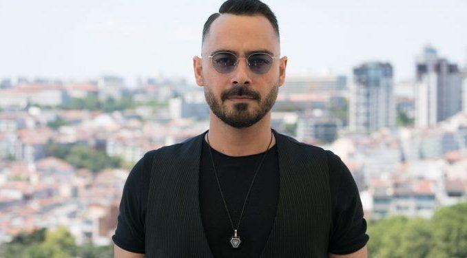 Olgun Toker Turkish Actor