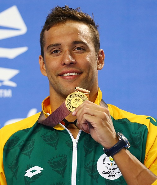 Who Is South African Flag Bearer In Olympics 2020? Meet Chad le Clos