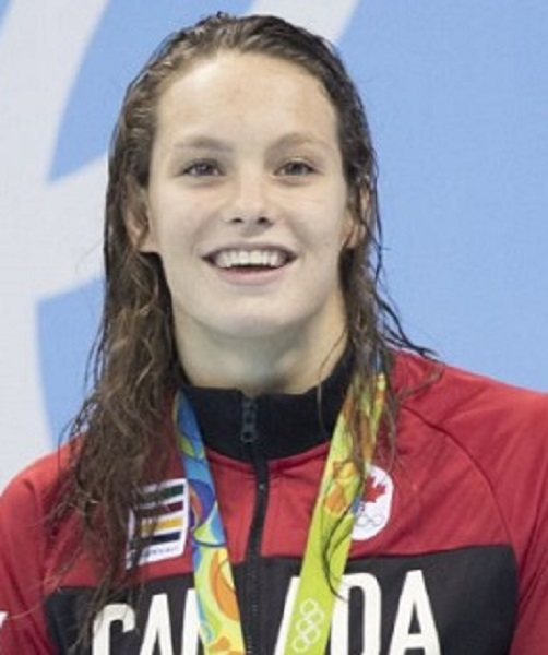 Penny Oleksiak Is A Canada Hopeful In Olympics, Who Are Her Parents?