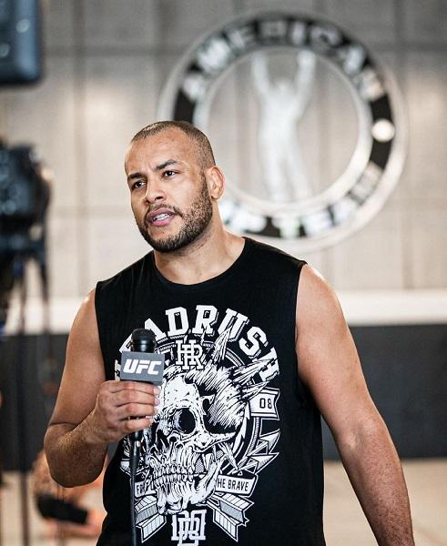 Who is Rodrigo Nascimento Ferreira? Everything About UFC Fighter