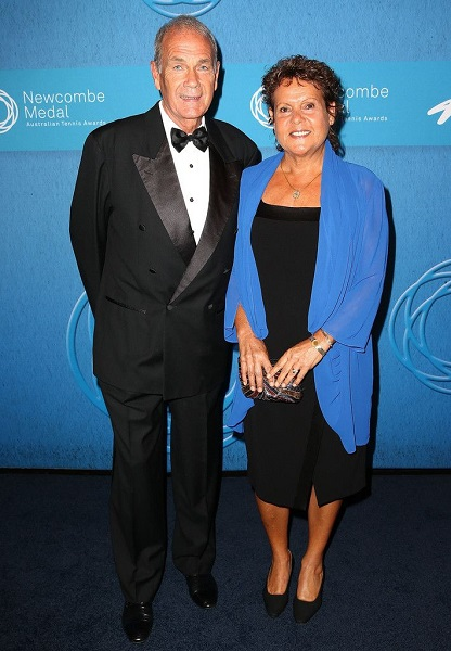 Who Is Evonne Goolagong Cawley Husband Roger Cawley? Details About Him