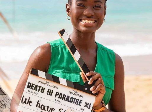 Shantol Jackson Teases As  A Policewoman On Death In Paradise – Meet Her On Instagram