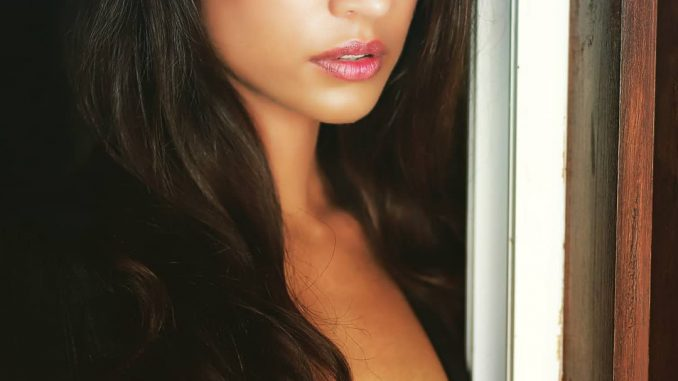 Sruthi Menon Indian Actress, Model, Host, Dancer