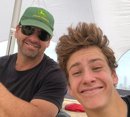 Who Is Jagger Eaton Cool Mom? Meet His Dad Geoff Eaton