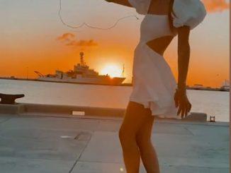 Longboard Dancing Viral TikTok  Video: Who Is Hannah Cerniglia?