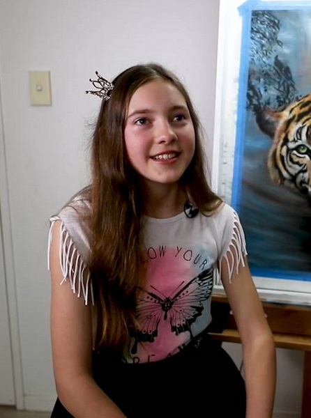 Who Is Isabella Brazhnikova TikTok? Are Her Drawings For Sale?