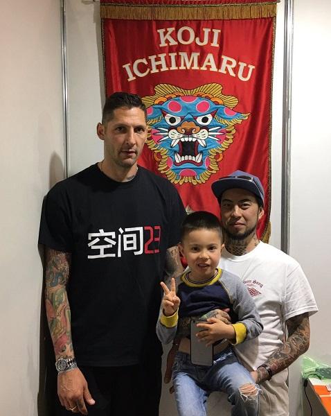 Tattoo Artist Passed Away, Who IsKoji Ichimaru Miami Ink?