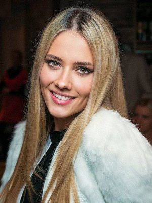 Yuliya Parshuta Russian Actress, Singer