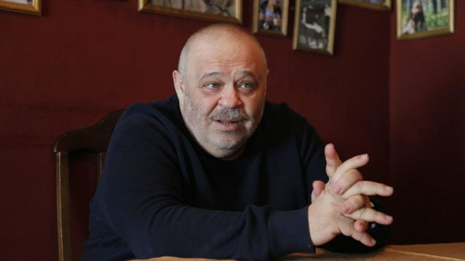 Yuriy Vaksman Russian Actor