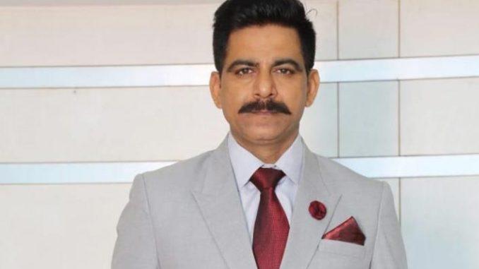 Anurag Arora Indian Actor