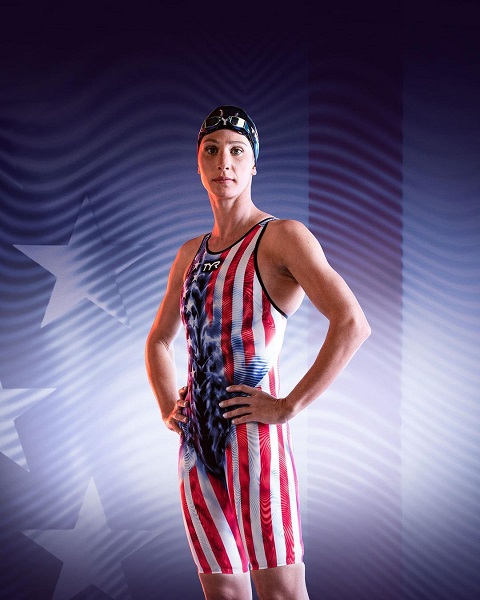 Swimming: Get To Know The American Swimmer Ashley Twichell