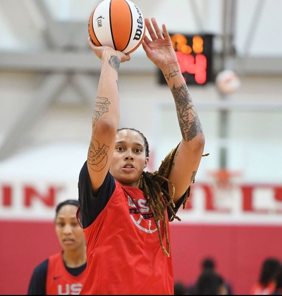 Basketballl: Who is Brittney Griner? Everything About The American Player