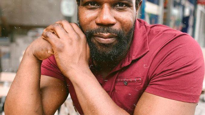 Daniel Adegboyega Nigerian Actor