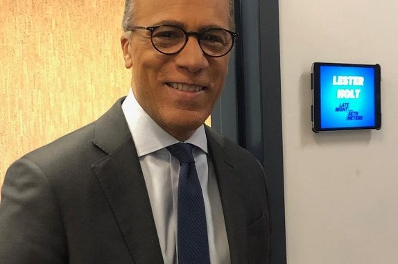 Dateline: Who Is Lester Holt Wife Carol Hagen? Find His Children And Family Here