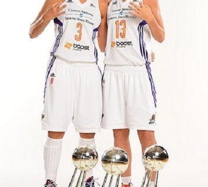Who Is Diana Taurasi Wife Penny Taylor? Get To Know The Family