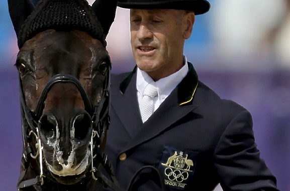 Equestrian Andrew Hoy Family Details, Who Are His Children?