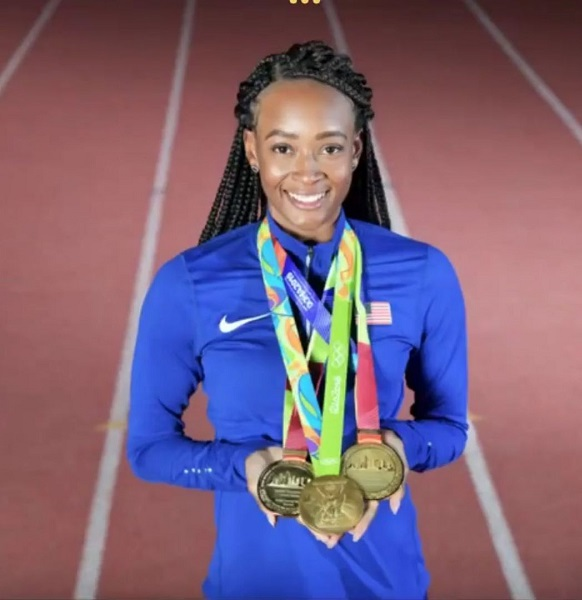 Tokyo Olympics: Will Dalilah Muhammad Manage Yet Another Gold Medal?