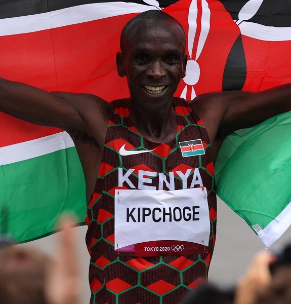 Eliud Kipchoge Is A Gold Medalist From Kenya – Everything On The Olympian