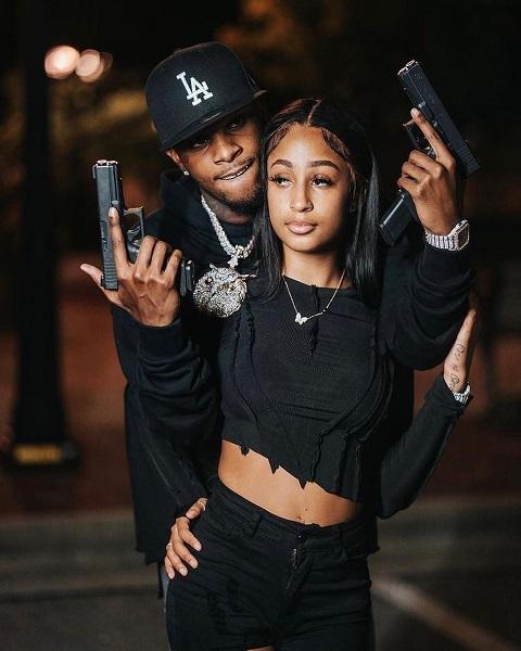 Who Is Toosii Girlfriend Samaria? Age – Find Her On Instagram