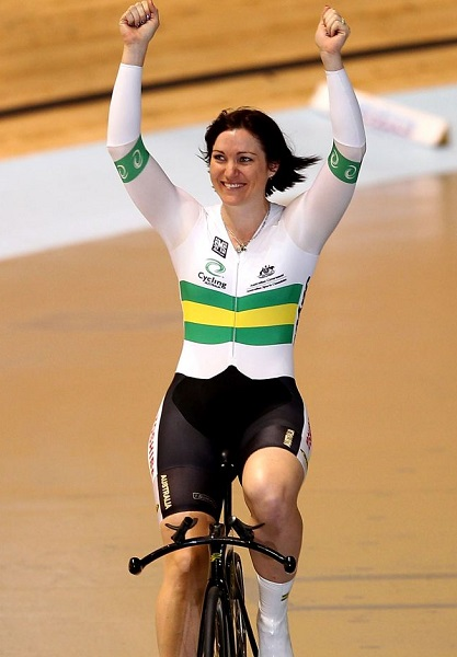 Who is Anna Meares Partner Now?  More On Her Family