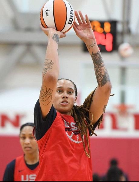 Brittney Griner And Trans Rumors – Is She Married To Her Partner?