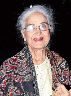 Kamini Kaushal Indian Actress