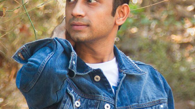 Kaustubh Kumar Indian Actor