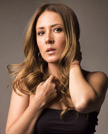 Magali Boysselle Mexican Actress