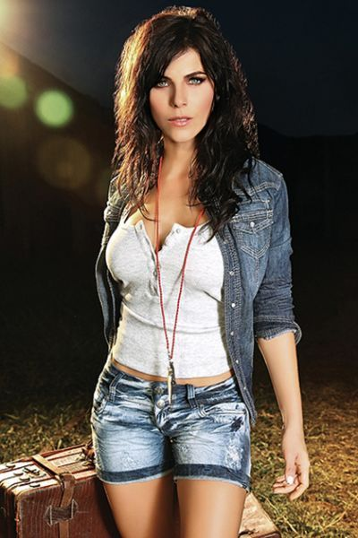 María Fernanda Yepes Colombian Actress