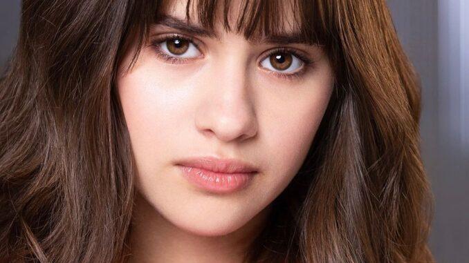 Milena Rivero American Actress