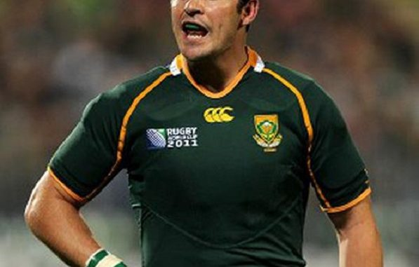 SA Rugby Star Morne Steyn Is Married To Wife Christelle Steyn, Everything On The Family