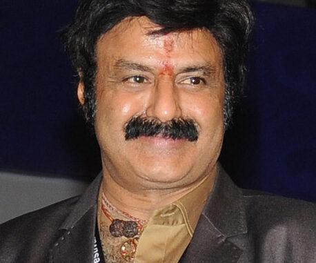 Nandamuri Balakrishna Indian Actor