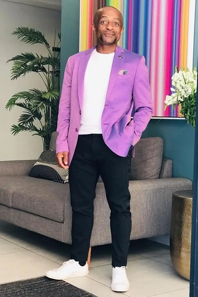 Who Is Neo Matsunyane? Meet Connie Ferguson Ex-Husband