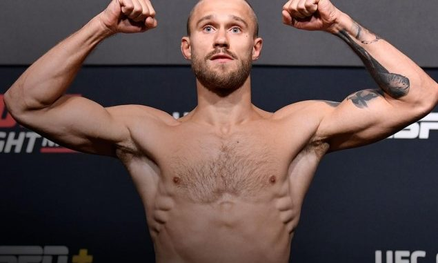 Who is Niklas Stolze? Facts To Know About The MMA Fighter