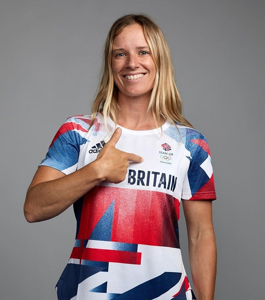 Gold For Team GB – Everything On Hannah Mills Romantic Life