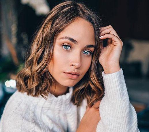 Paulina Matos Mexican Actress