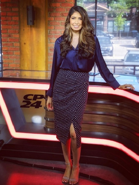 Is Pooja Handa Leaving Cp24 Or Is She Working From Home? Where Is She Going?