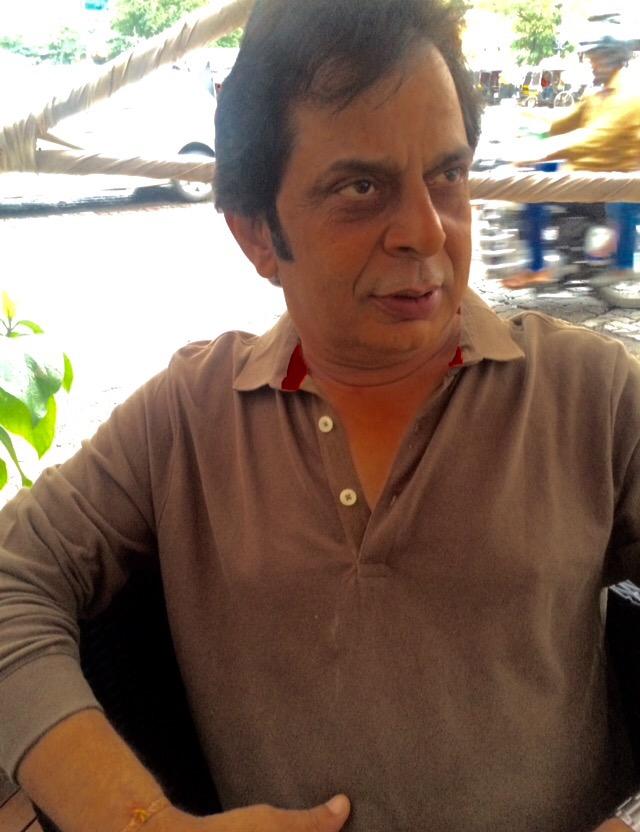 Rajeev Vashishth Indian Actor