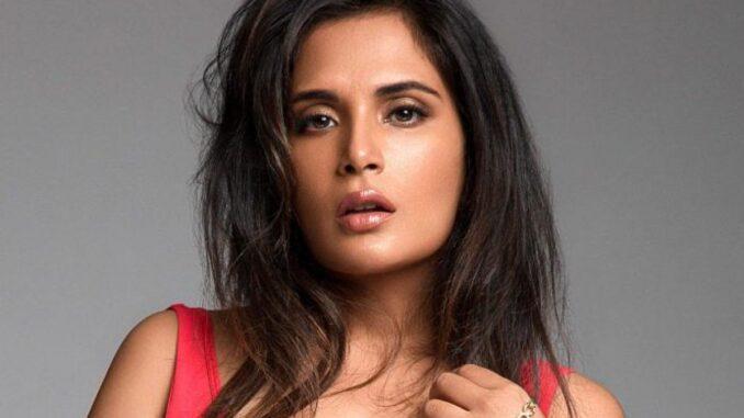 Richa Chadha Indian Actress