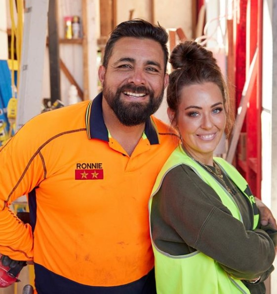 Ronnie & Georgia The Block 2021- Age And Height Revealed