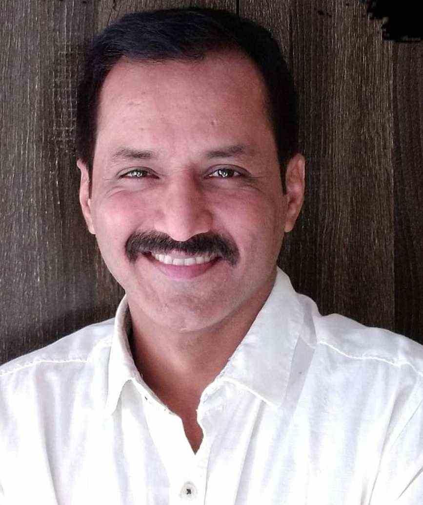 Sameer Deshpande Indian Actor